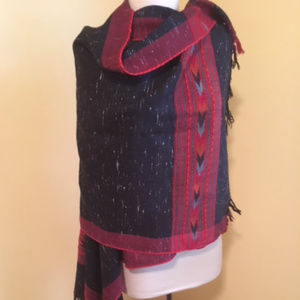 Beautiful wool wrap/shawl